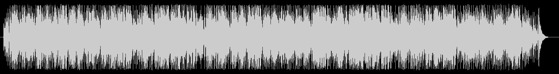 月桃の未再生の波形