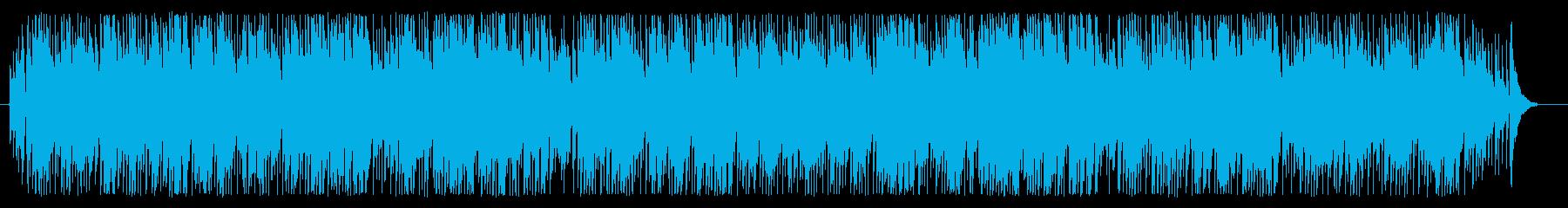 月桃の再生済みの波形