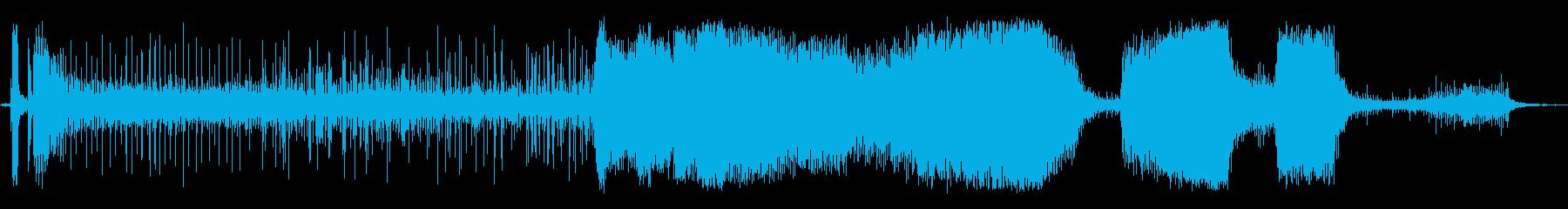 WW1ジェニービープラン:スタート...の再生済みの波形