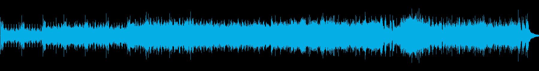 戦いオーケストラループ情熱的の再生済みの波形