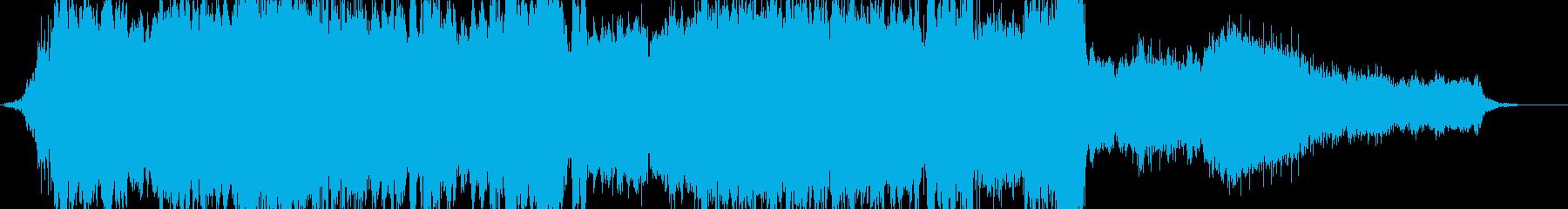 和風=オケ-事件&サスペンス余韻を残すの再生済みの波形