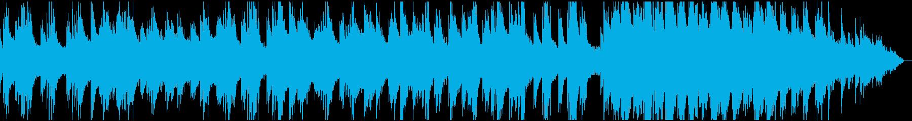 ほぼピアノソロ:眠り、家族、仲間などの再生済みの波形