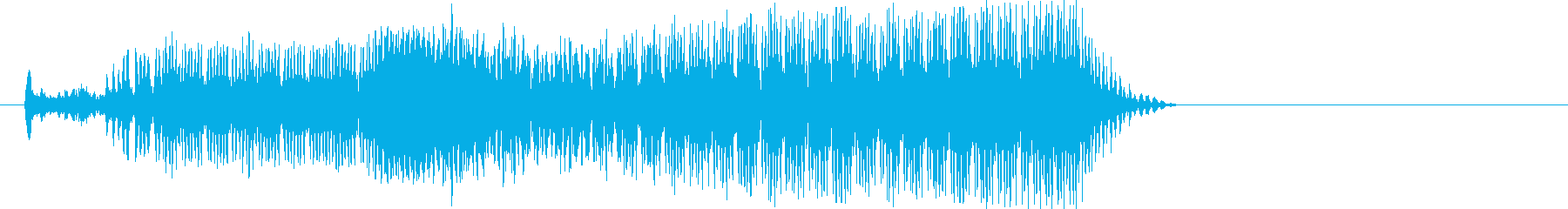 フォルクスワーゲン;開始/アイドル...の再生済みの波形