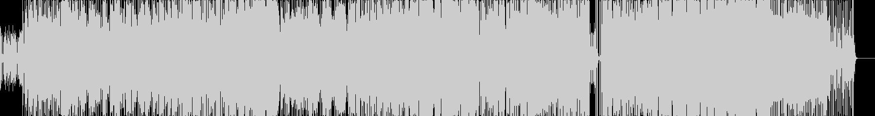 枇杷に捧ぐの未再生の波形
