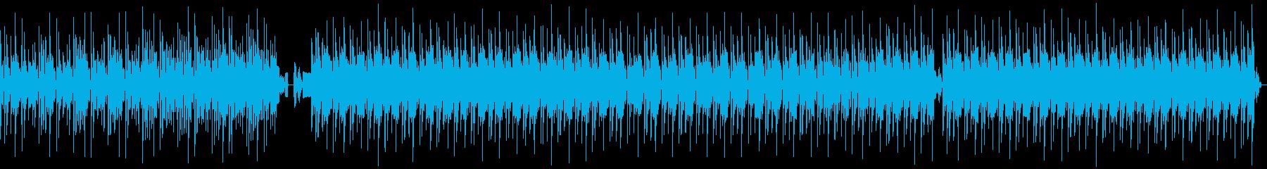 ソフトジャングル。ディープクラブハウス。の再生済みの波形