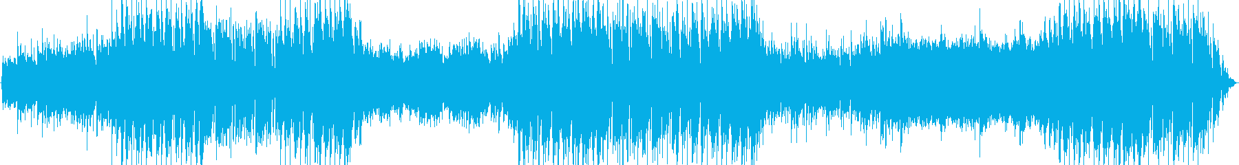 宇宙的、EDM、トランス、テクノの再生済みの波形