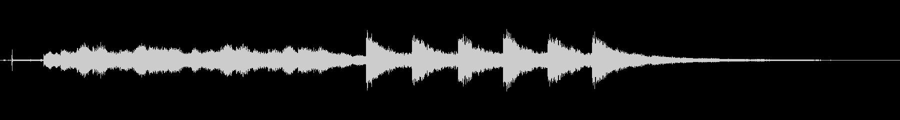 ウェストミンスター:シックスオクロ...の未再生の波形