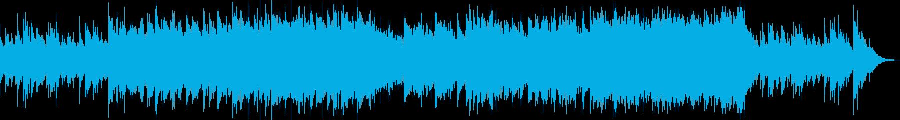 現代的 交響曲 エレクトロ ラウン...の再生済みの波形