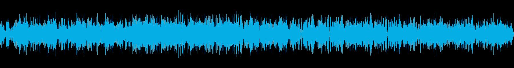 ウィーピング・ウィロー_オルゴールverの再生済みの波形