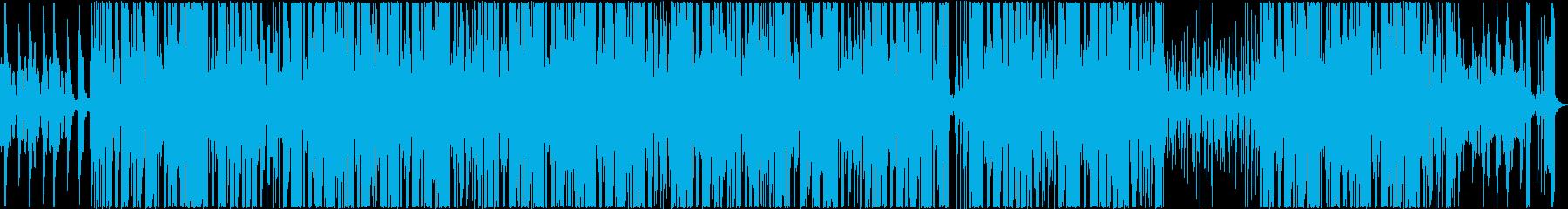 レゲエ スカ トロピカル ポジティ...の再生済みの波形