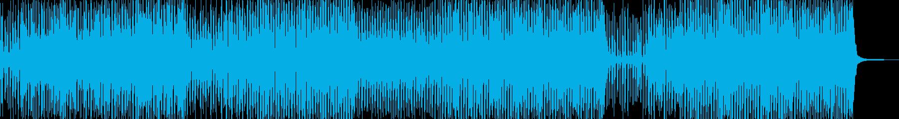 一発芸・三味線&和太鼓の宴ポップ 軽快の再生済みの波形