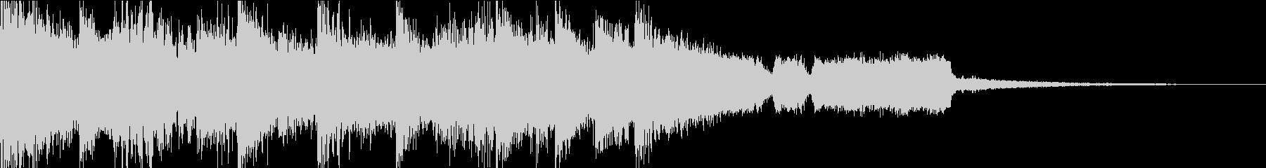 エッジの効いたヘビーなエレクトロ/...の未再生の波形