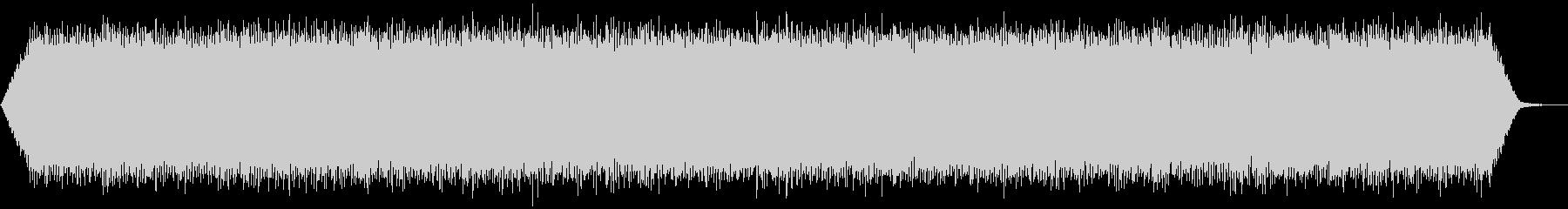 【アンビエント】ドローン_34 実験音の未再生の波形