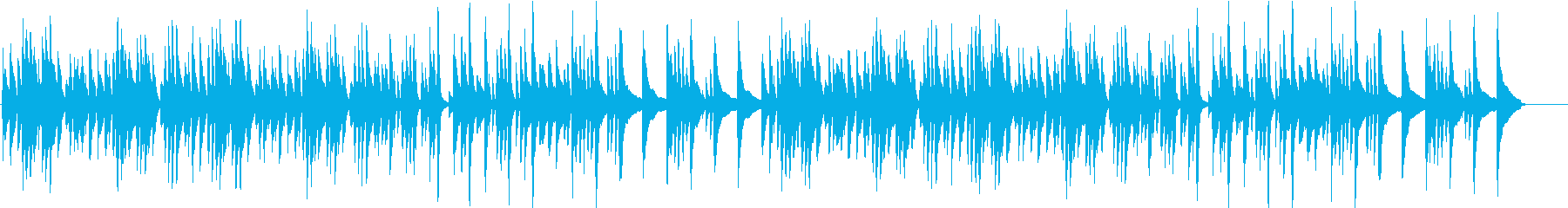 The move of a forest dwarf's reproduced waveform