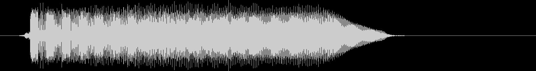 AMGアナログFX 53の未再生の波形