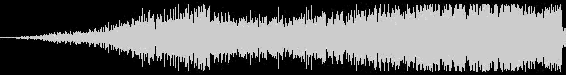 データチューンライザーの未再生の波形