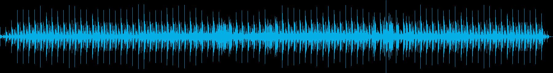 EDMですの再生済みの波形