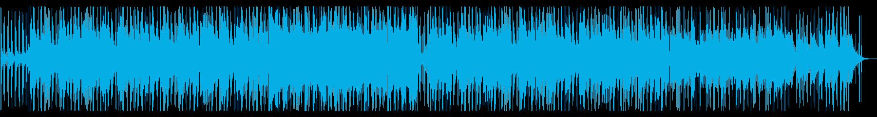 和テイストなリラックスサウンドの再生済みの波形