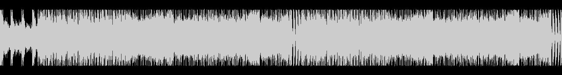 ループ:グランジ、オルタナティブロックの未再生の波形
