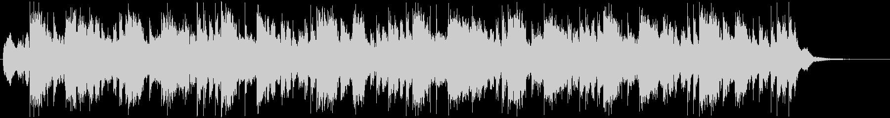 洋楽 フューチャーポップ ED 切ない の未再生の波形