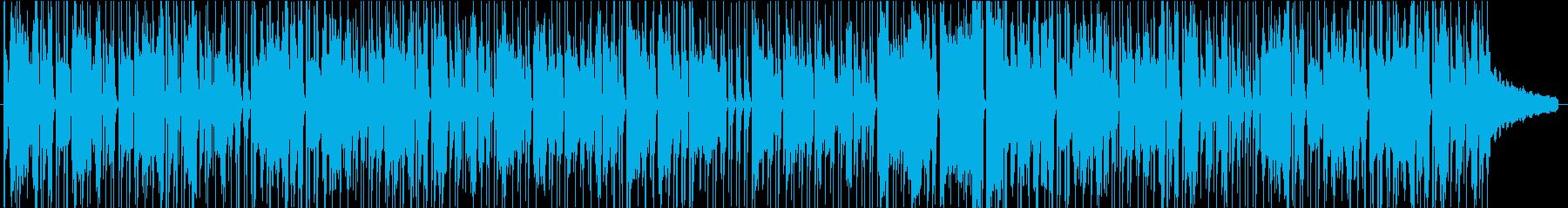 アニメ コミカル ほのぼの 48kHzの再生済みの波形