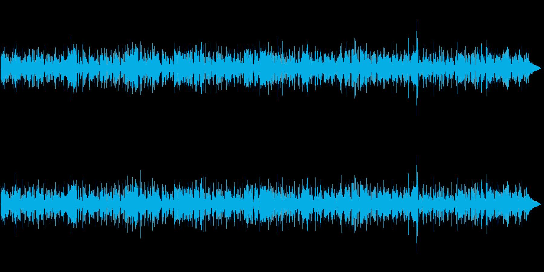 JAZZ|甘いムード漂う大人の夜ジャズの再生済みの波形