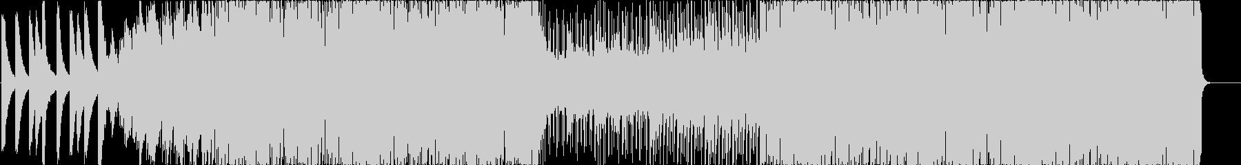 幻想的、神秘的、なイメージ ピアノメインの未再生の波形