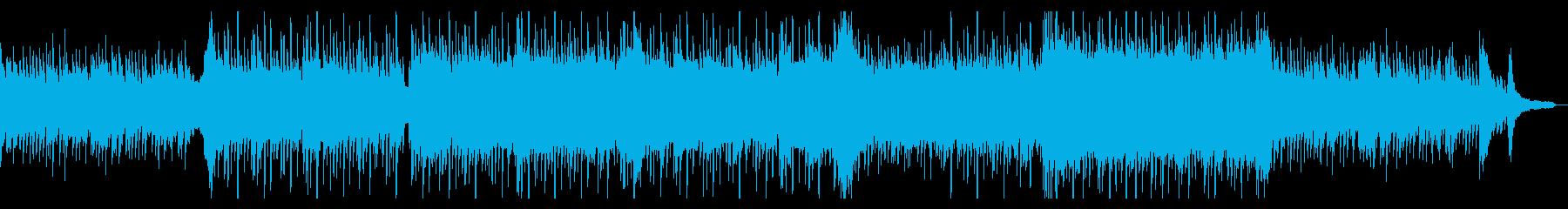 哀愁と感動のピアノHIPHOPの再生済みの波形