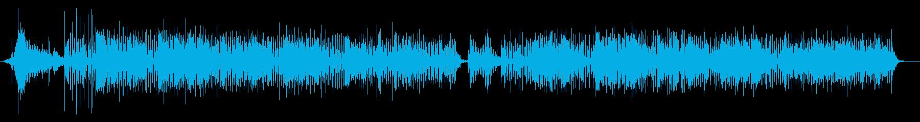 ハロウィン・ゴースト・グール・ゴブ...の再生済みの波形