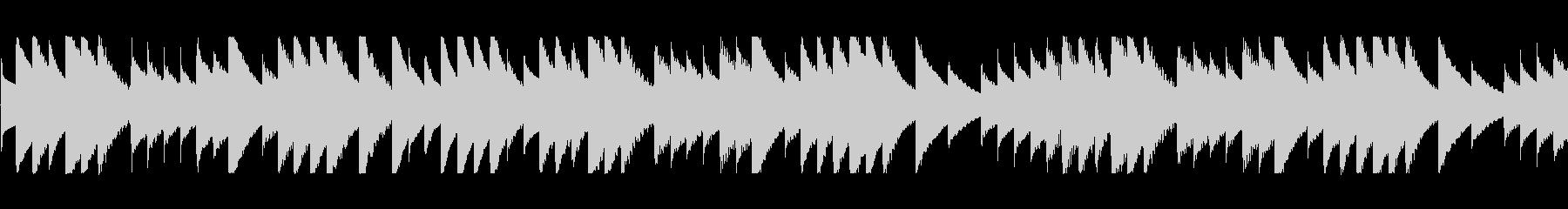 Okinawan folk song / Tinsagu nu Hana / Music box's unreproduced waveform