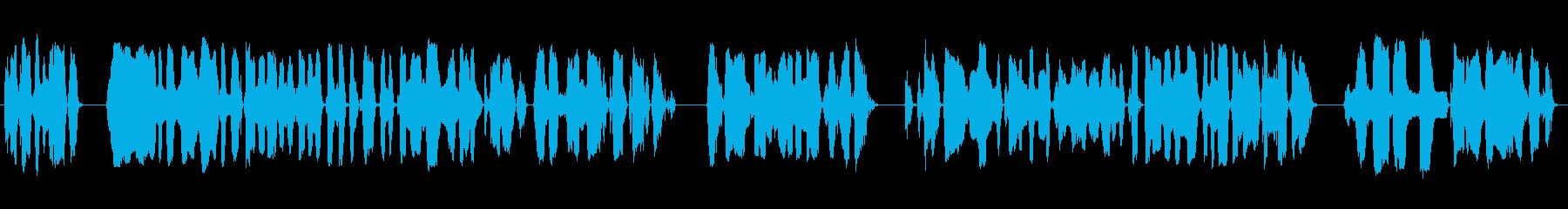 放送アナウンサー、男性の声:一般的...の再生済みの波形