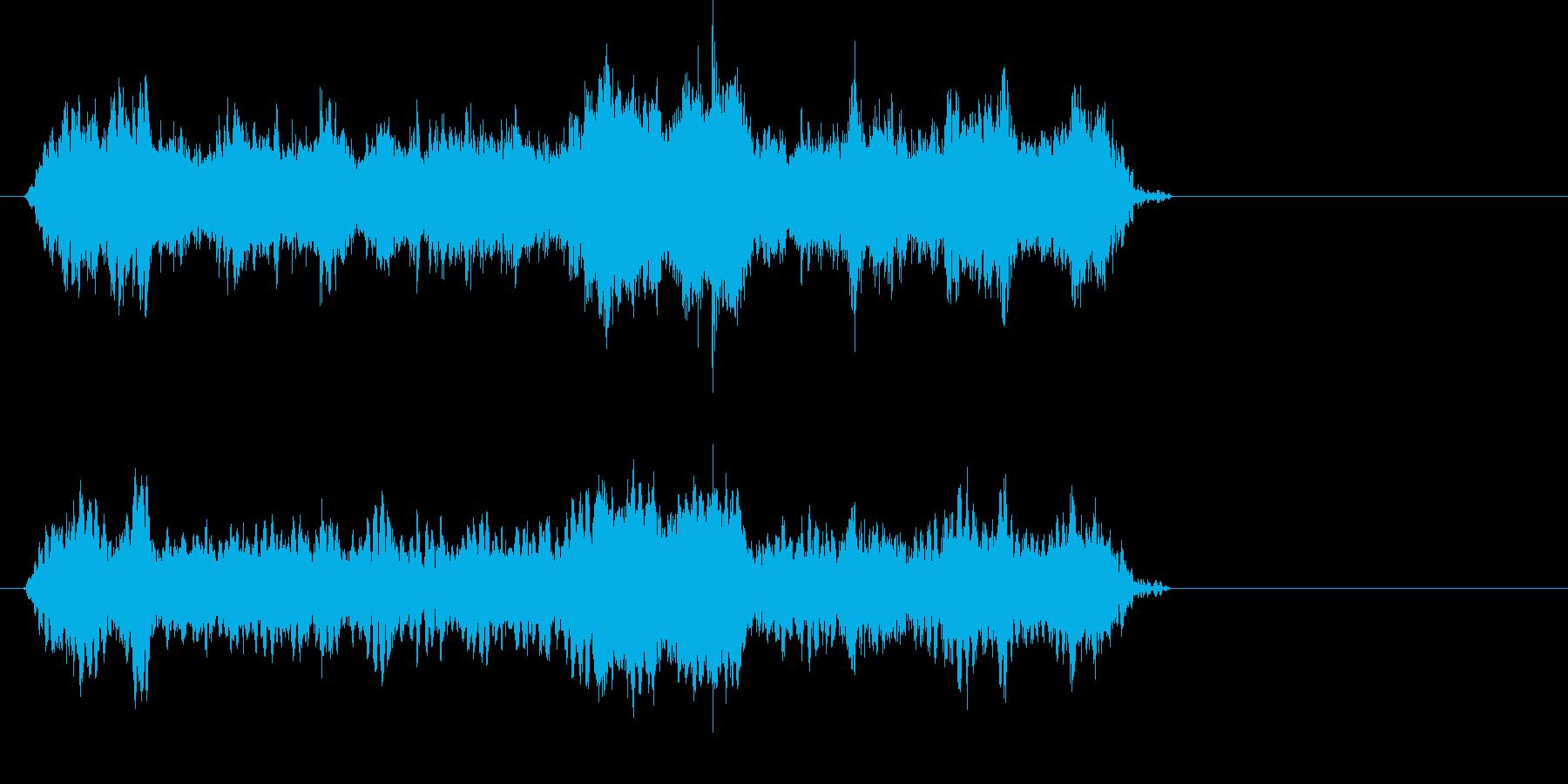 サーボモーター4;ウィニングモータ...の再生済みの波形