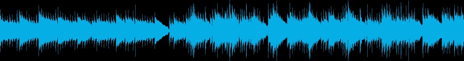 生演奏アコギのメロが綺麗で暖かくバラードの再生済みの波形
