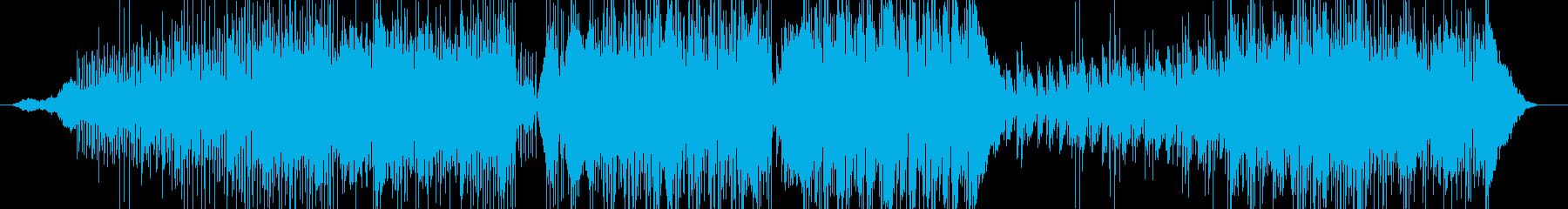アンビエント 神経質 淡々 テクノ...の再生済みの波形