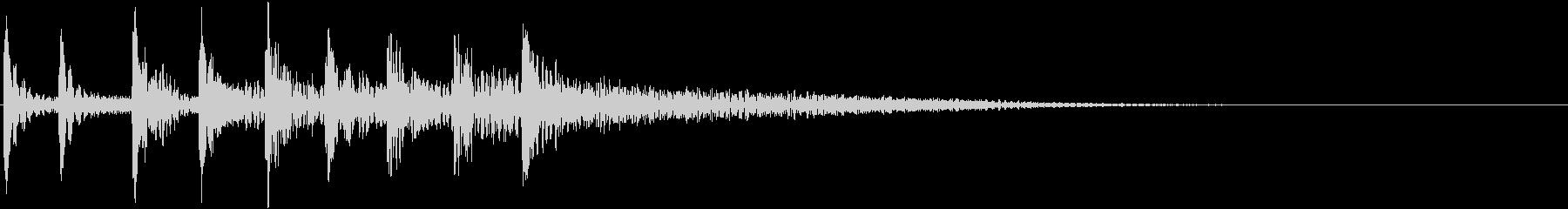 ティンパニ:フォールイングボーイズ...の未再生の波形