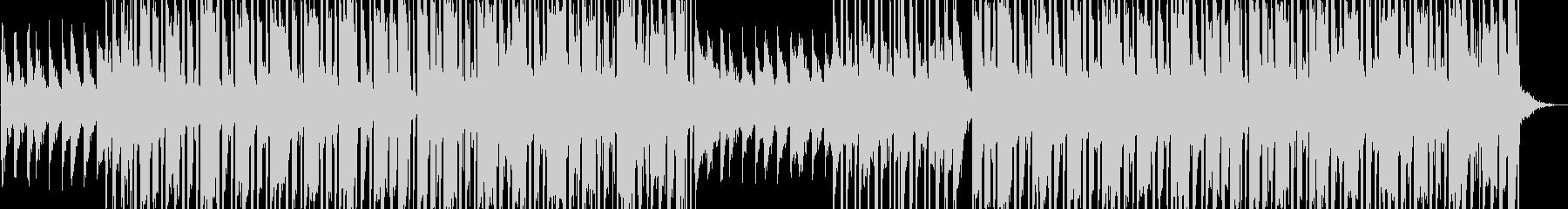 スタイリッシュなヒップホップの背景の未再生の波形