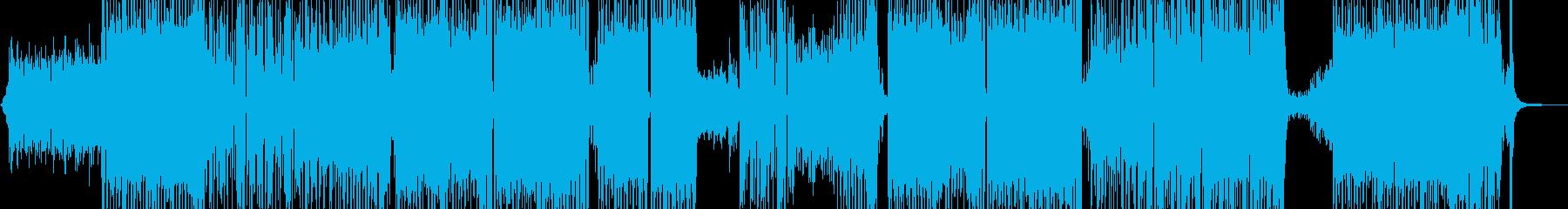 胸キュン・メルヘンな映像に ★L2+の再生済みの波形