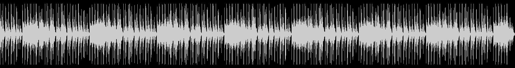 癒される揚琴のヒーリングミュージックの未再生の波形