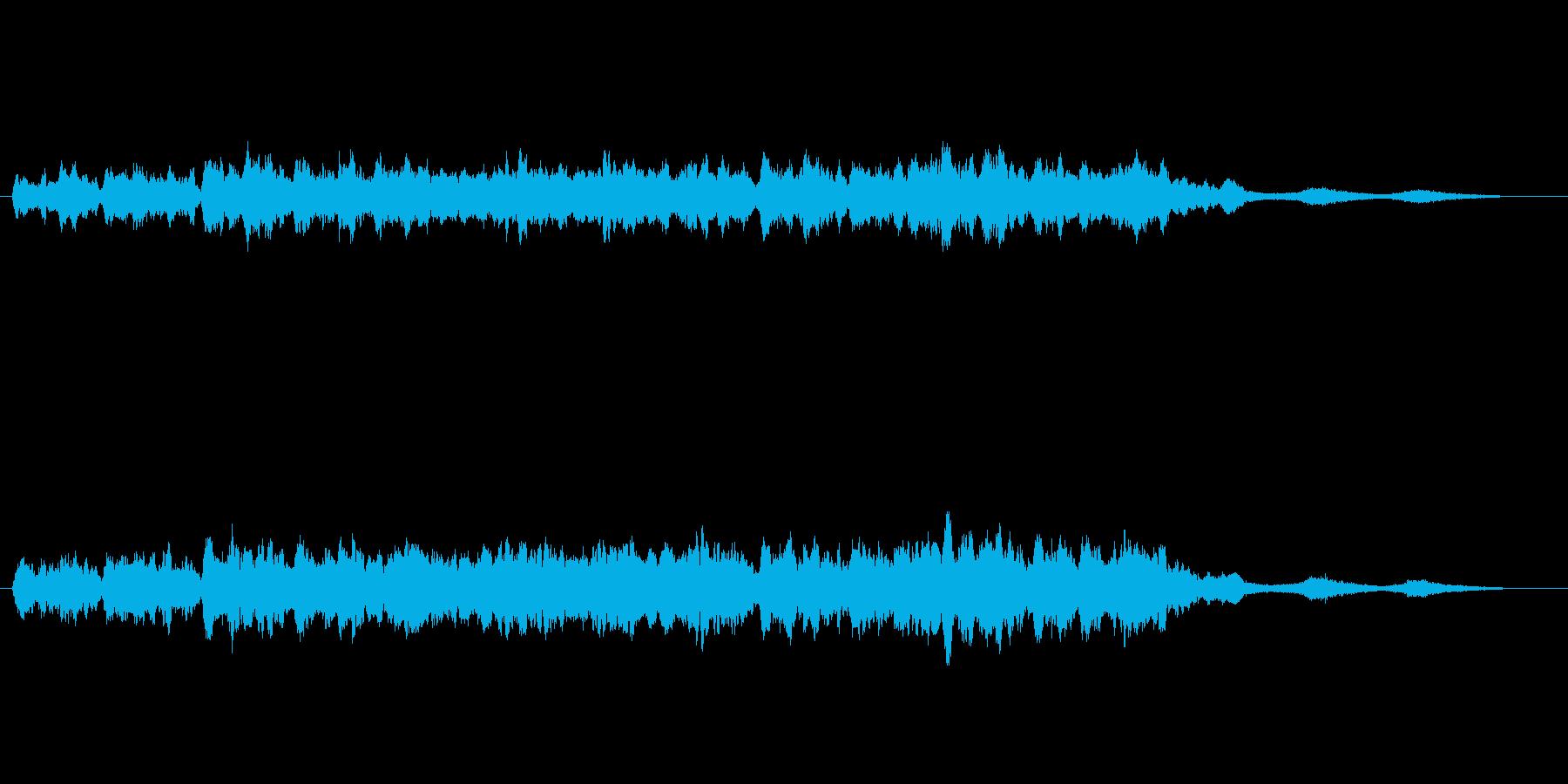 センチメンタル・バラード(夏の忘れ物)の再生済みの波形