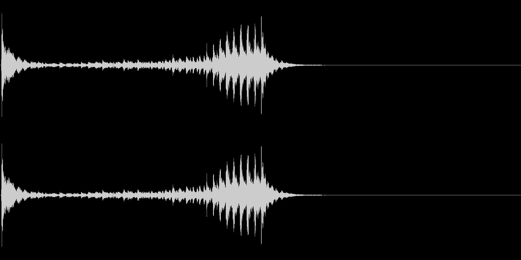 生演奏 琵琶 和風 古典風#13の未再生の波形