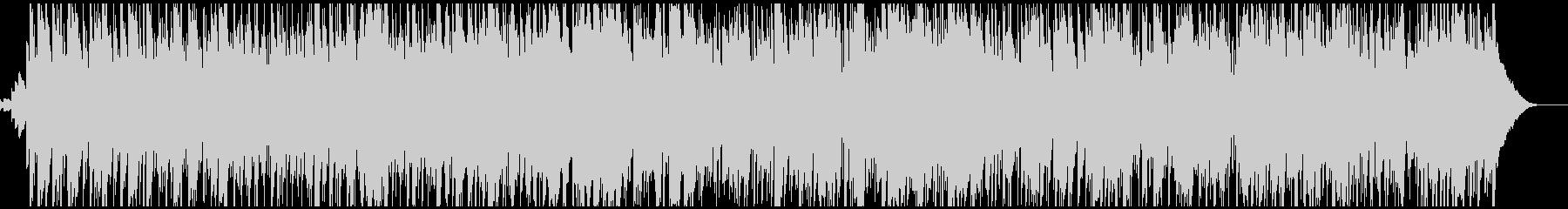 クリスマス定番曲・ジングルベル・ボサノバの未再生の波形