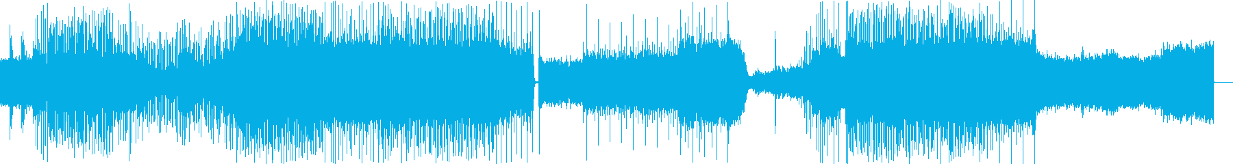 コード感を意識したメロディアスなインストの再生済みの波形