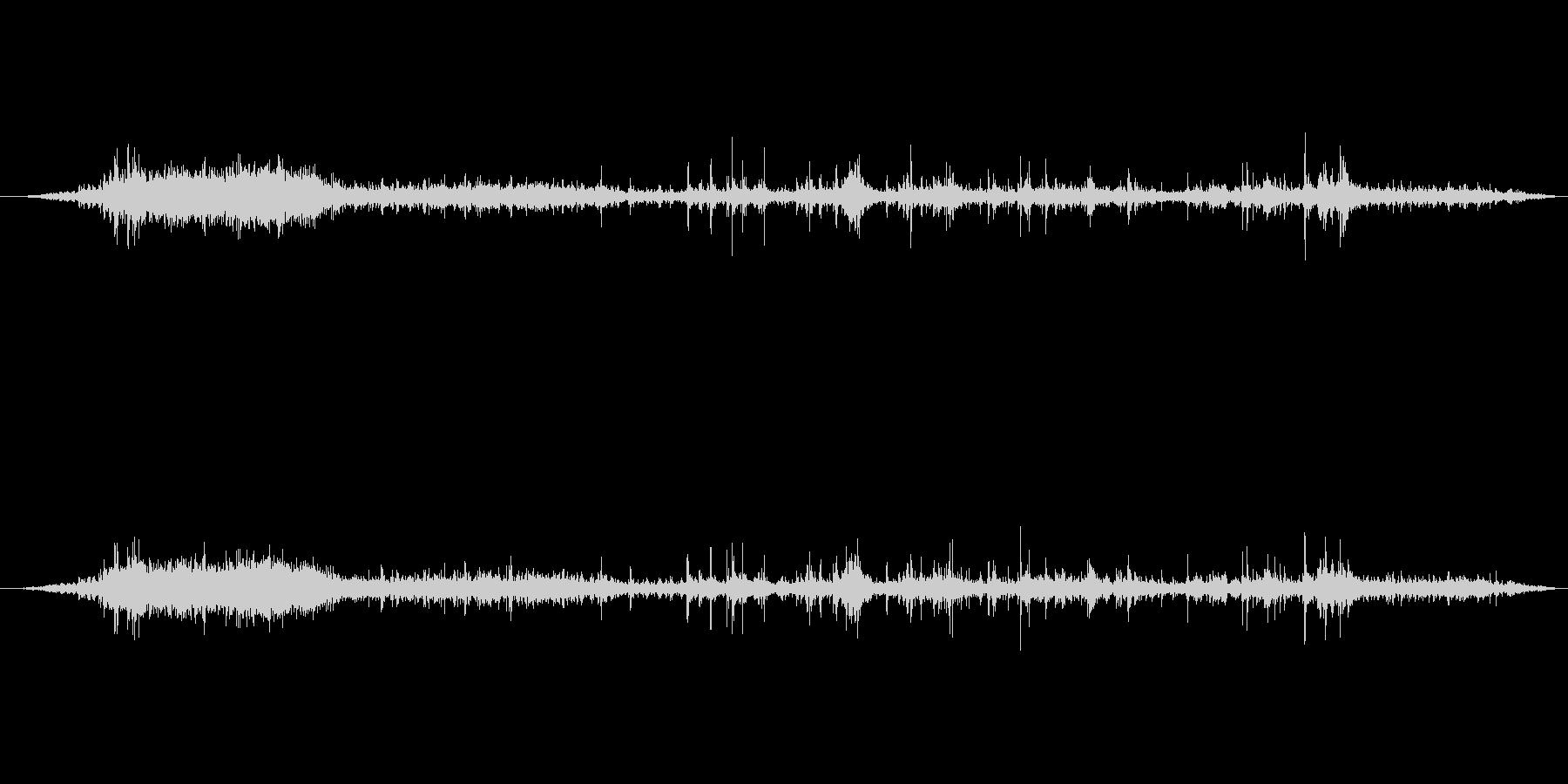 水 シンクミディアムフローウォッシュ01の未再生の波形