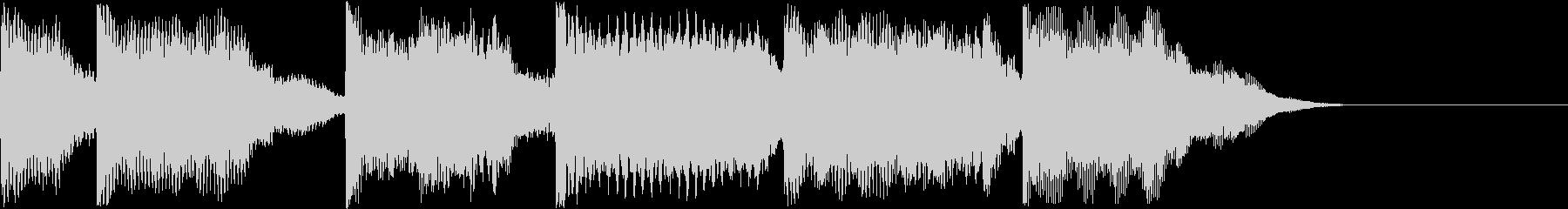 AI メカ/ロボ/マシン動作音 43の未再生の波形