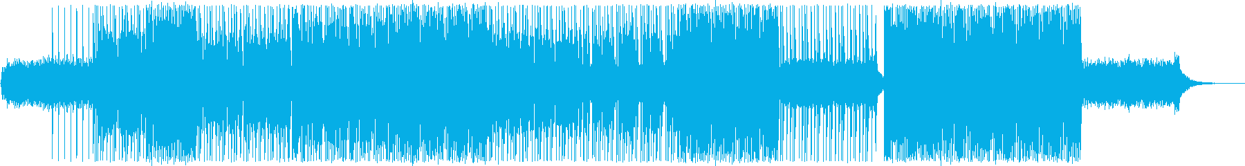ヒップホップ/ラップ/王道/ヘビー/#2の再生済みの波形