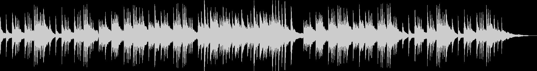 「ほたるこい」しっとり切ないピアノソロの未再生の波形