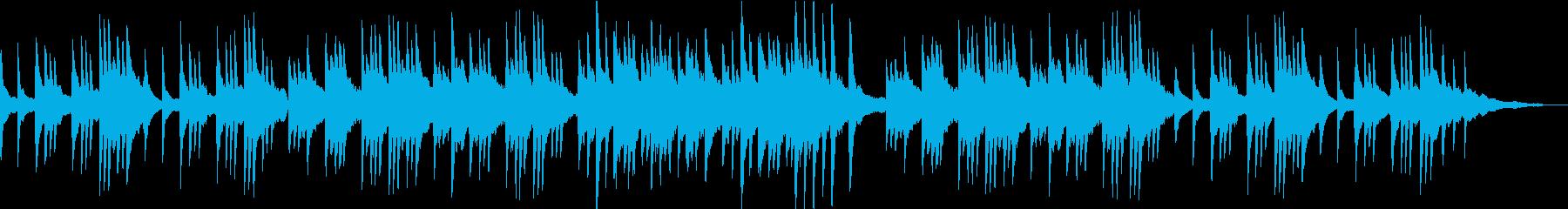「ほたるこい」しっとり切ないピアノソロの再生済みの波形