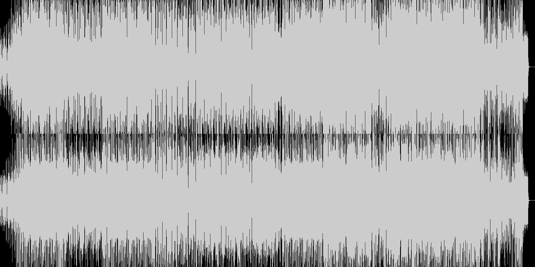 サルサ。ほぼパーカッションとピアノ...の未再生の波形