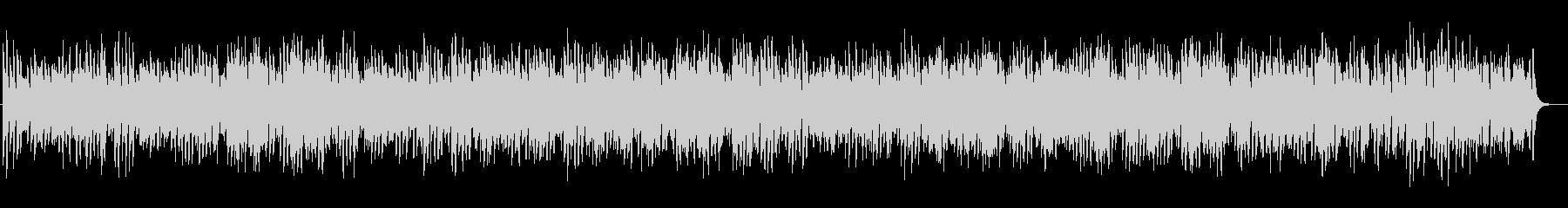 コメディーソロピアノラグ。昔のロン...の未再生の波形