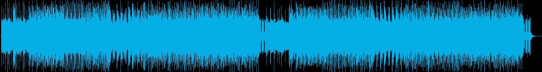 「HR/HM」「DARK」BGM272の再生済みの波形